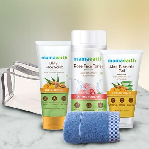 Attractive Mamaearth Face Care Hamper