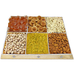 Gladness�s Fulfillment Dry Fruit and Toffee Gathering