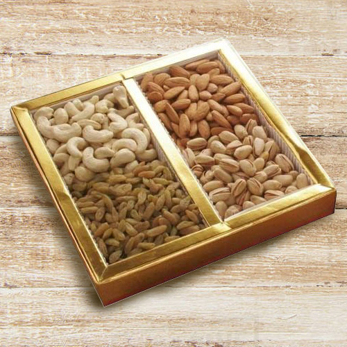 Enticing Assorted Dry Fruits Box