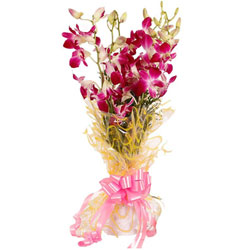 Majestic Orchids Bouquet