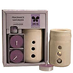 Beautiful Iris Jasmine Fragrance Gift Box