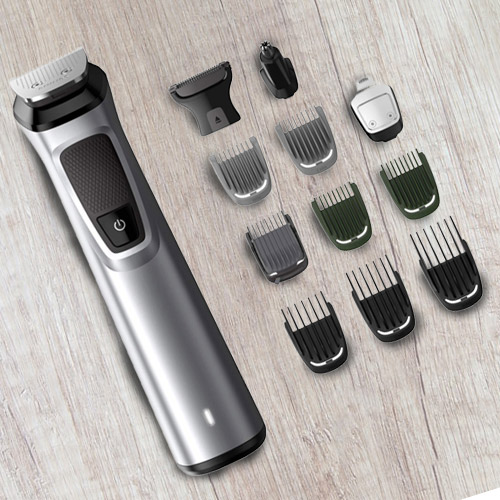 13 in 1 Philips Hair Clipper and Body Groomer