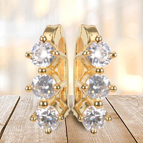 Fascinating AD Earrings