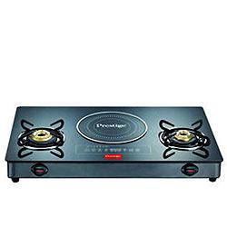 Useful Hybrid Cooktop form Prestige
