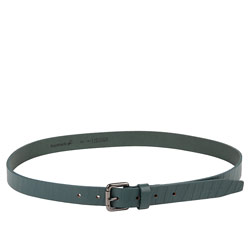 Remarkable Ladies Green Lrather Belt from Titan Fastrack