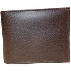 Elegant Gents Brown Leather Wallet