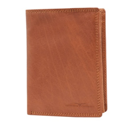 Stunning Leather Wallet for Men in Brown Colour