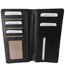 Marvelous Rich Born�s Ecstatic Gents Leather Coat Wallet