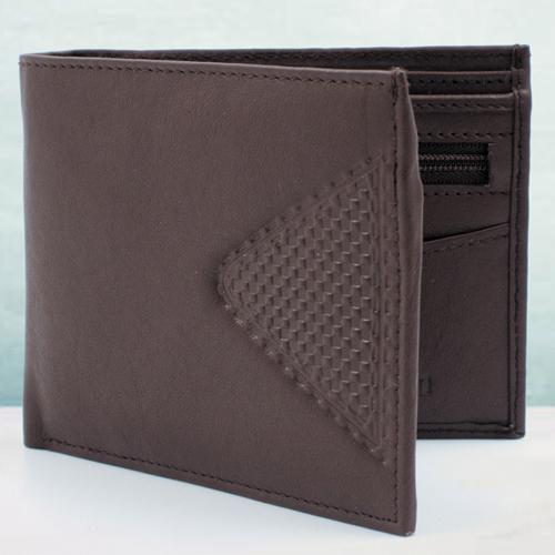 Stylish Urban Leather Gentlemans Wallet