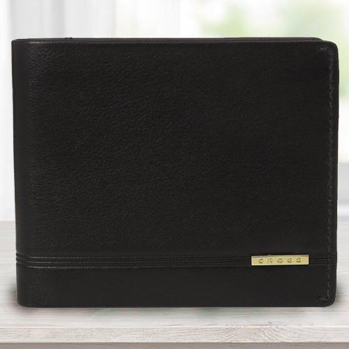 Wonderful Oak Brown Leather Wallet for Men
