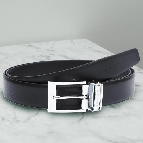 Amazing Cross Leather Belt for Men