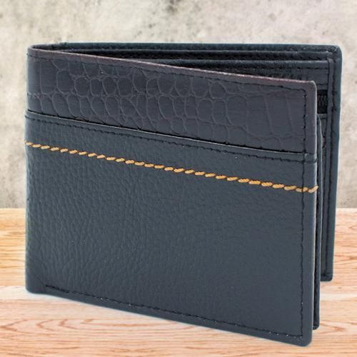 Striking Gents Leather Wallet