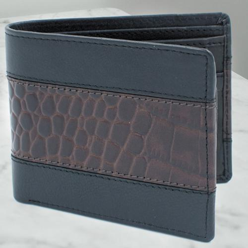 Amusing Gents Leather Wallet
