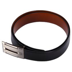 Marvelous Reversible Leather Belt for Gents