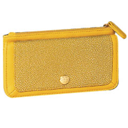 Mesmerizing Yellow Wallet from Avon