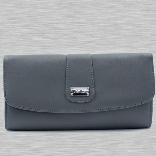 Womens Special Grey Color Handbag