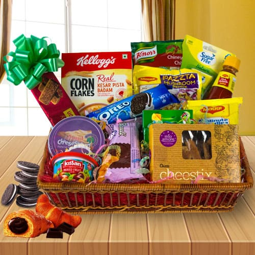 Irresistible Breakfast Hamper