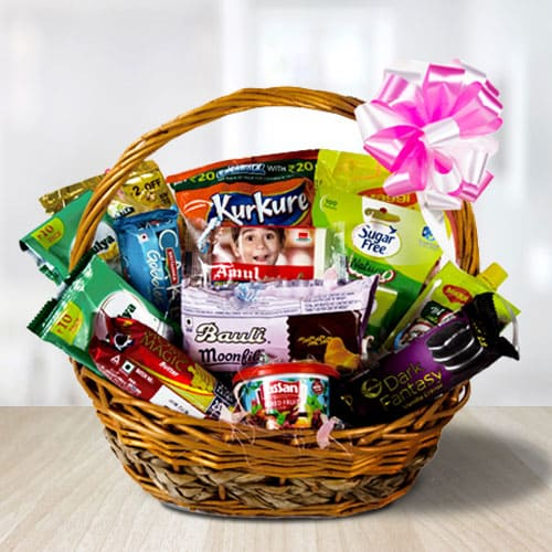 Refreshing Gourmet Gift Hamper
