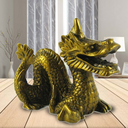 Marvelous Feng Shui Dragon Gift-GFR3L