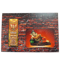 Blessed Wall�Potrait of Lord Ganesh