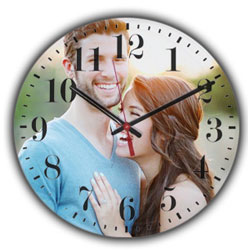 Lovely Personalized Table Clock