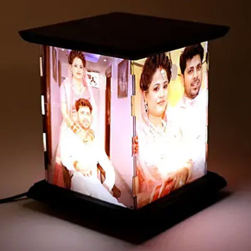 Lovely Personalized Tower LED Lamp