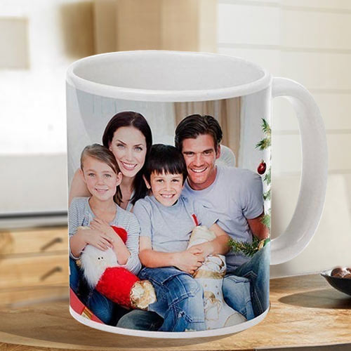 Graceful Personalized Coffee Mug