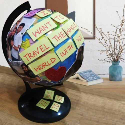 Magnificent Personalized Globe