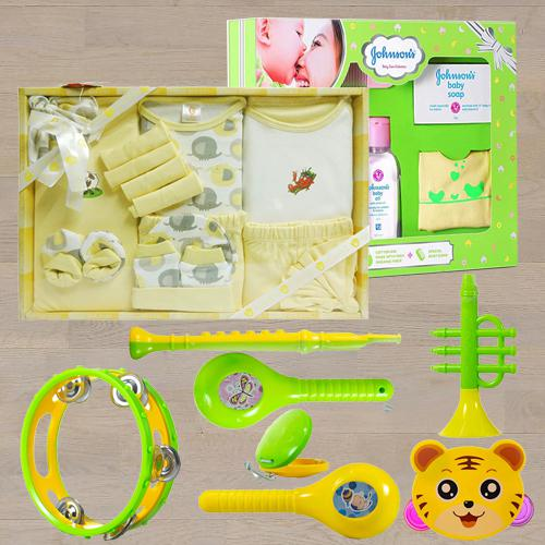 Wonderful Gift Set for Babies