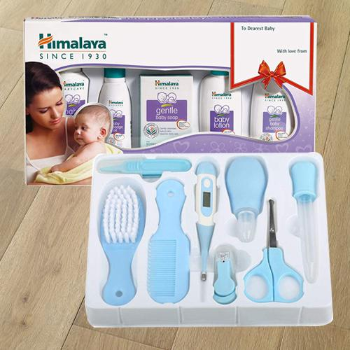 Remarkable Health Care Kit N Himalaya Baby Gift Pack<br>