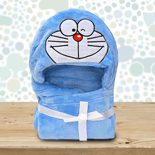 Remarkable Wrapper Baby Bath Towel for Boys