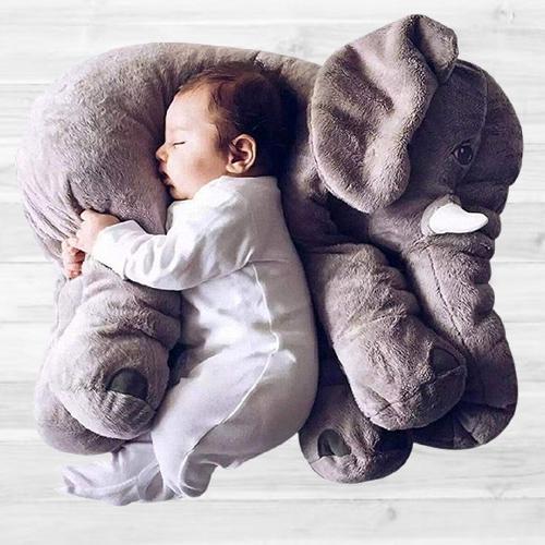 Marvelous Baby Elephant Pillow