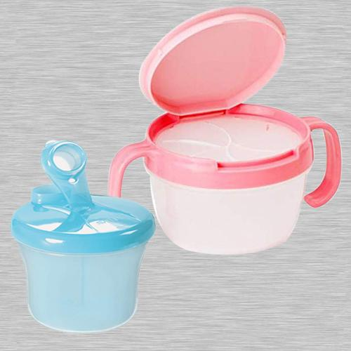 Marvelous Food Storage Box N Spill-Proof Snack Catchers Bowl