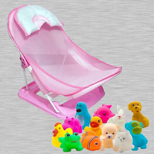Outstanding Baby Bather N Animals Swimming Water Toys