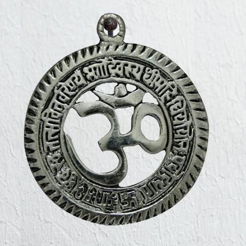 Exclusive Sri Om Gayatri Talisman for Wall Decor