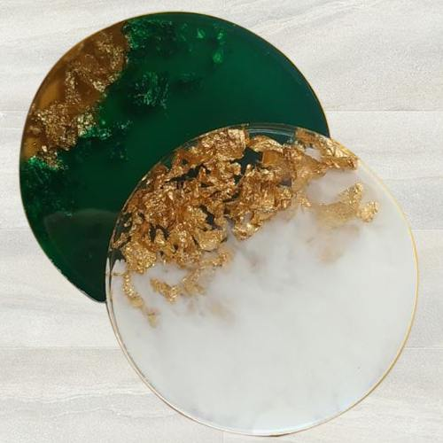 Amazing Resin Coasters for your loved ones