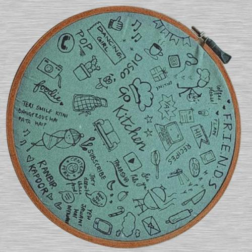 Remarkable Doodle Hoop for your close ones