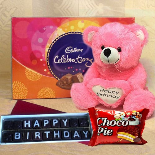 Attractive Birth-Day Surprise Gift Hamper