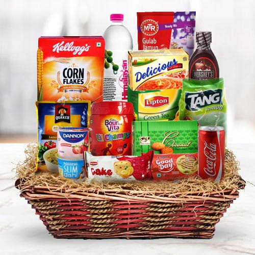 Marvelous Breakfast Gift Hamper