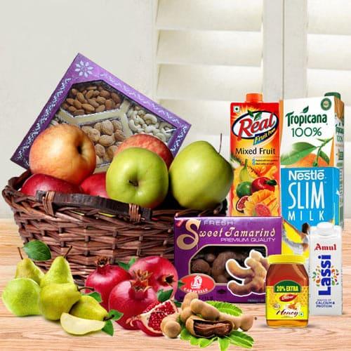 Wonderful Oh So Trendy Breakfast Gift Basket