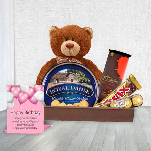 Deluxe Happy Birthday Gift Set