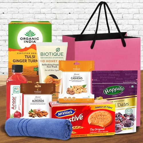 Exclusive Good Morning Hamper