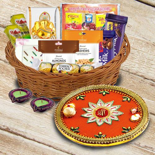 Exclusive Karwa Chauth Celebration Hamper