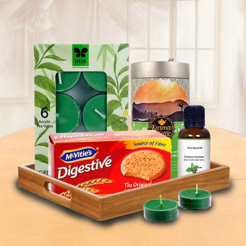 Magnificent Health Gift Hamper for Moms Birthday