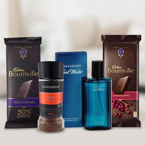 Marvelous Dark Chocolate Hamper