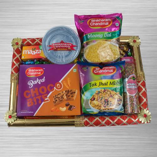 Amazing Snack Time Gift Hamper
