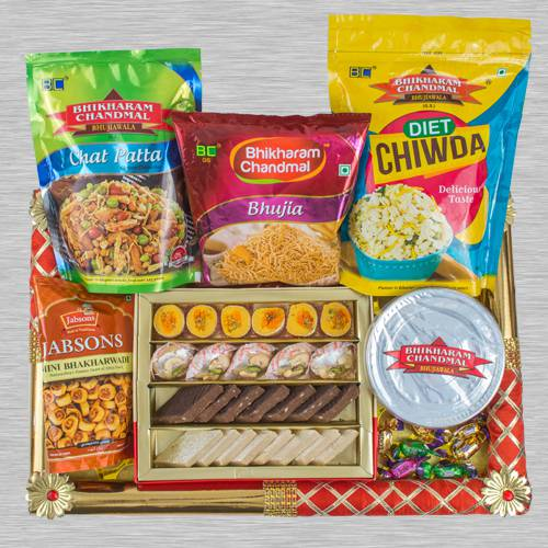 Remarkable Delicacy Assortments Hamper