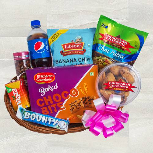 Amazing Snacks Hamper