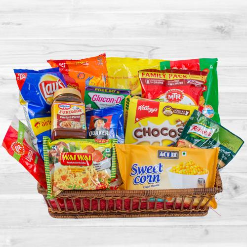 Tasty All-in-One Breakfast Hamper