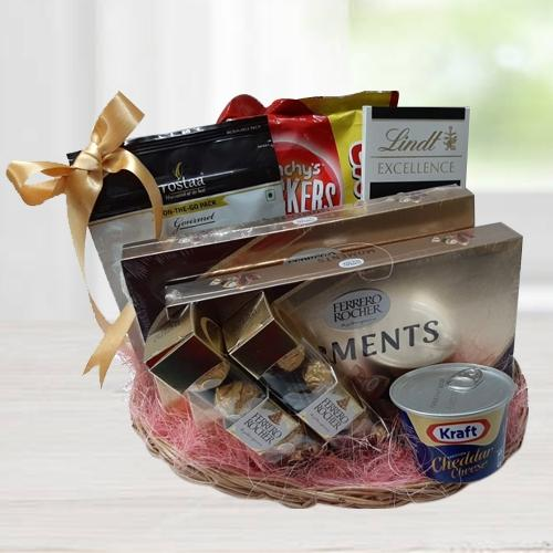 Remarkable Gourmet Gift Basket